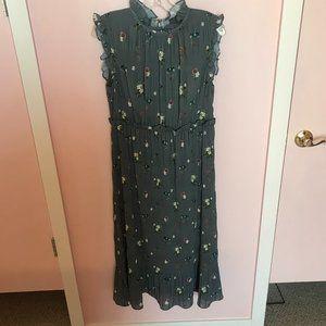 Ted Baker Floral Maxi Dress